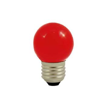 Deco LED 1W-E27/rot IP44