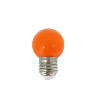 Deco LED 1W-E27/orange IP44